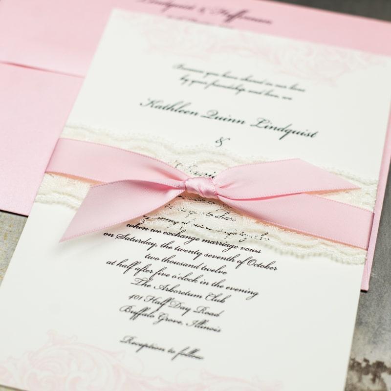 Victorian Wedding Invitations - Too Chic & Little Shab Design Studio ...