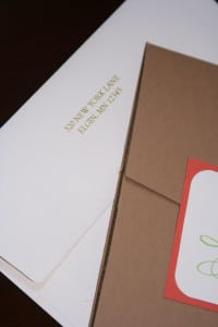Vintage Destination Wedding Invitations 3
