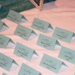 Tiffanys Bridal Shower Place Cards 5