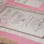 pink peony wedding invitations 12