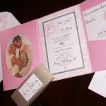pink peony wedding invitations 18