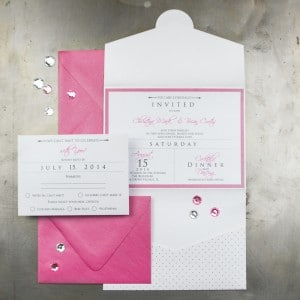 Polka Dot Wedding Invitationsenvelopments wedding invitations Archives   Too Chic   Little Shab  . Envelopments Wedding Invitations. Home Design Ideas