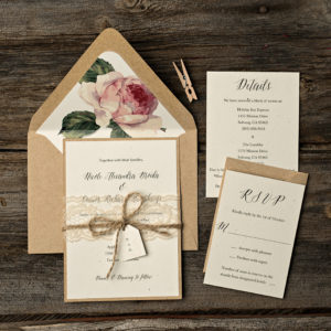 rustic wedding invitations archives too chic little shab design