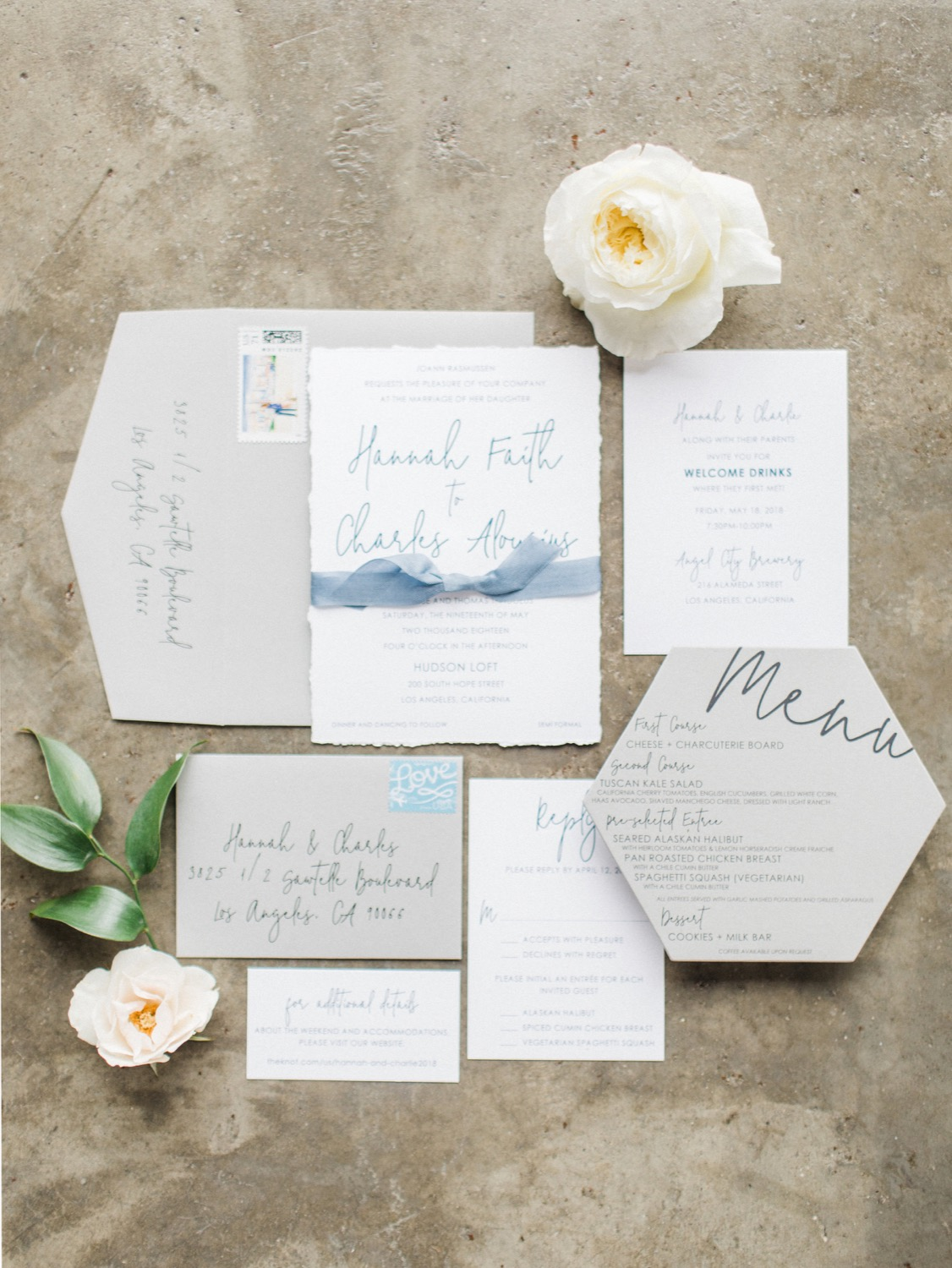Hannah + Charlie - Too Chic & Little Shab Design Studio, Inc