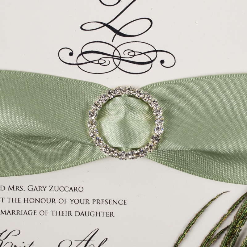 Sage Wedding Invitations