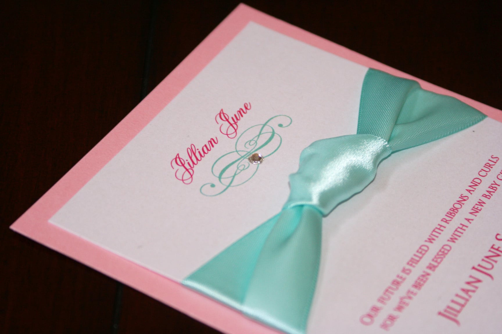 April Showers, May Flowers, Baby Showers! - Too Chic & Little Shab ...