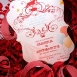 Carnival Birthay Invitations 1