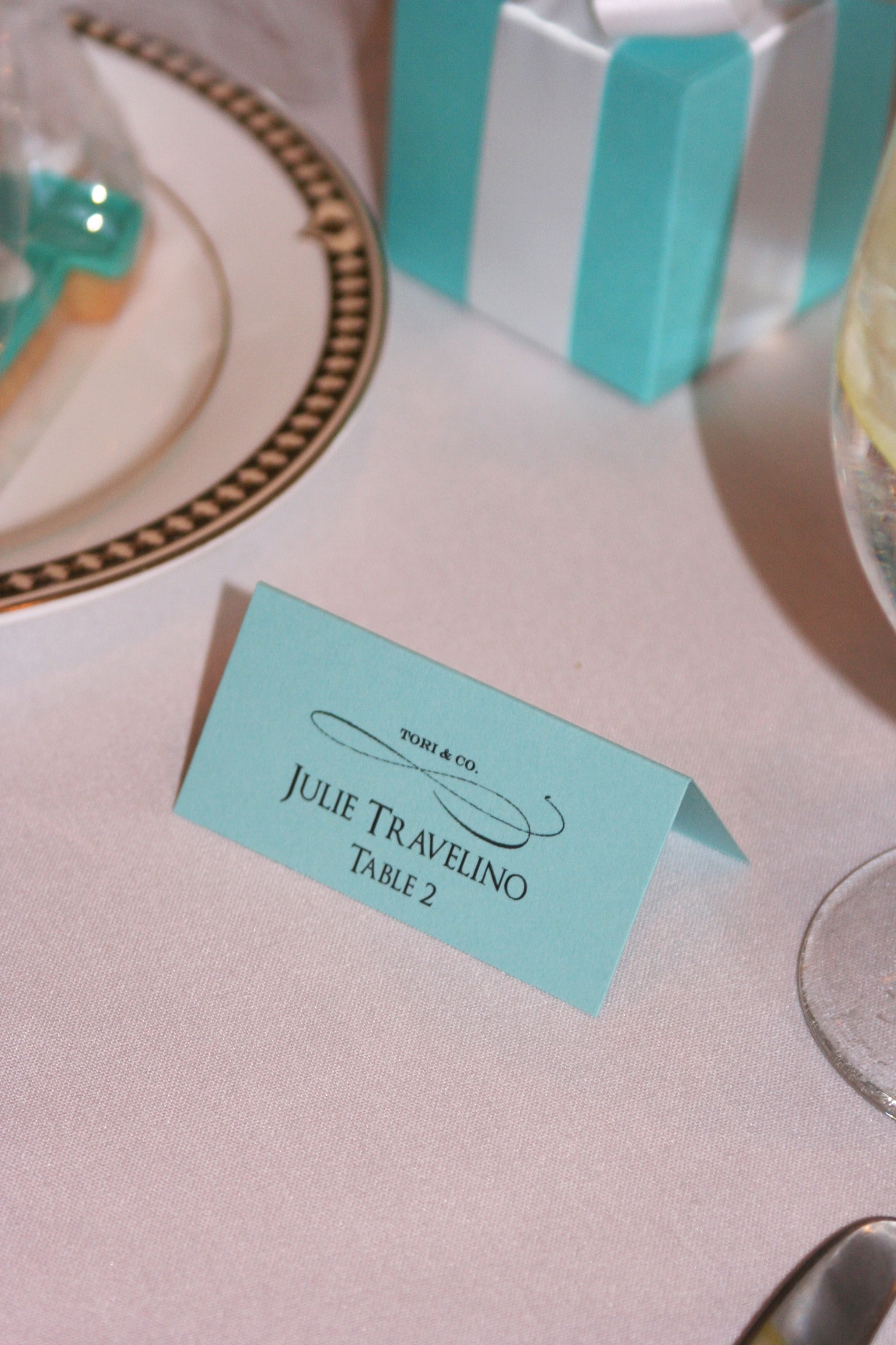 tiffany co bridal shower read more