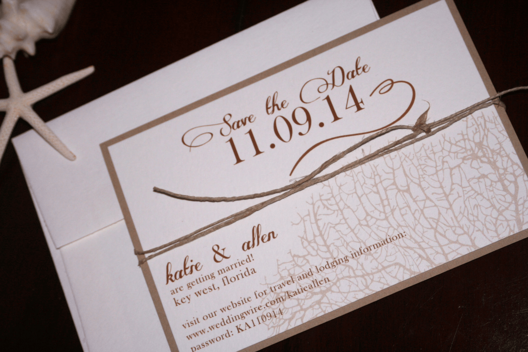 Save the Date - Too Chic & Little Shab Design Studio, Inc.